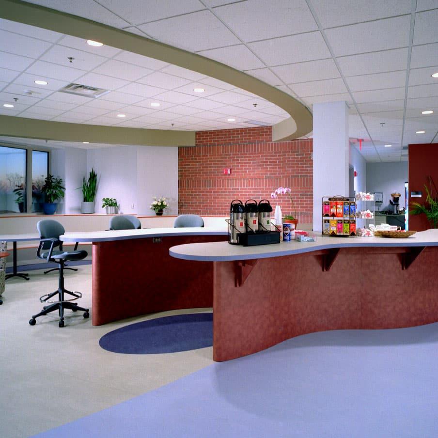 Corporate Cafe Design