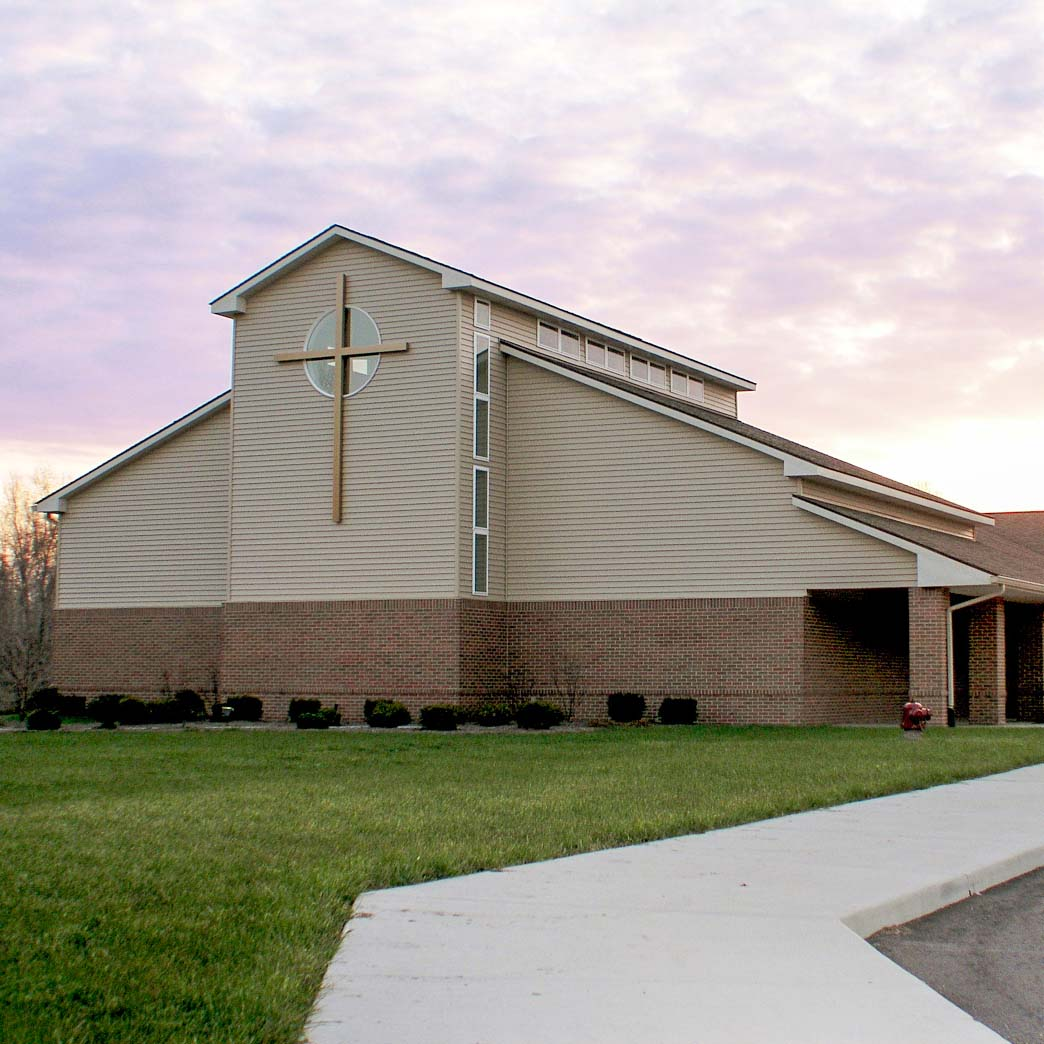 Church Exterior Design