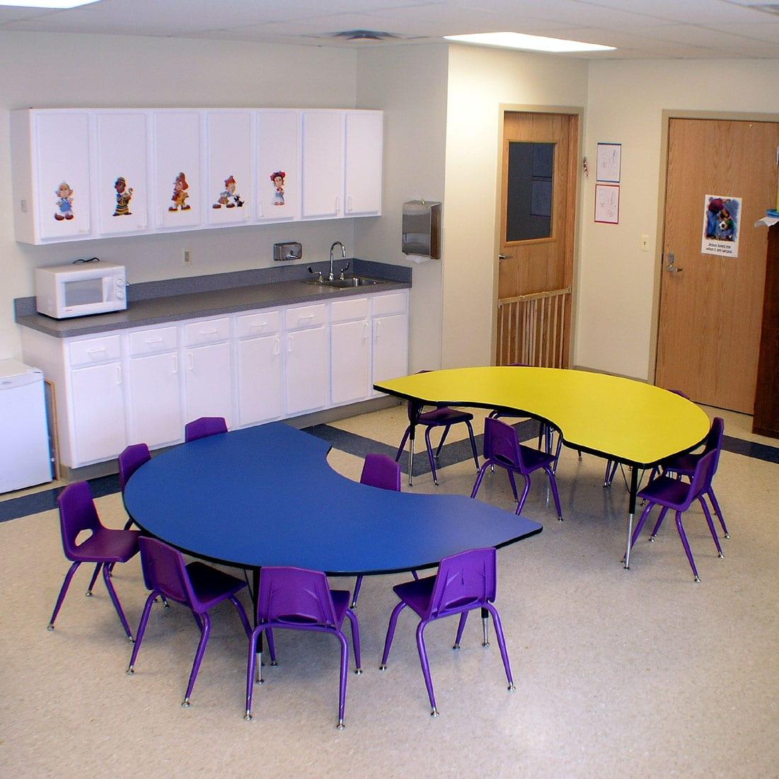 Church Classroom