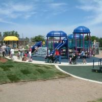 ADA Playground Equipment