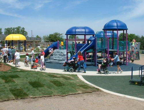 Boundless Playground at High Point