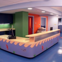 Children's Hospital Reception