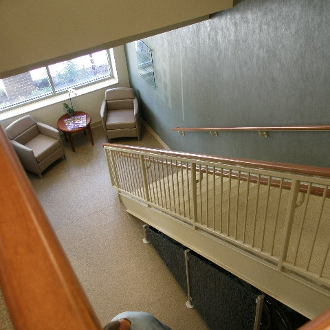 Medical Building Interior Design
