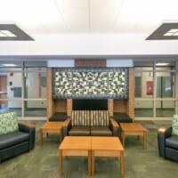 University Common Room Design