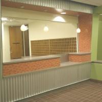 Eastern Michigan University Dorm Front Desk Design