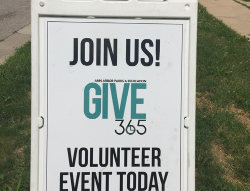 2019 Volunteer Event: Give365 – Waterworks Park