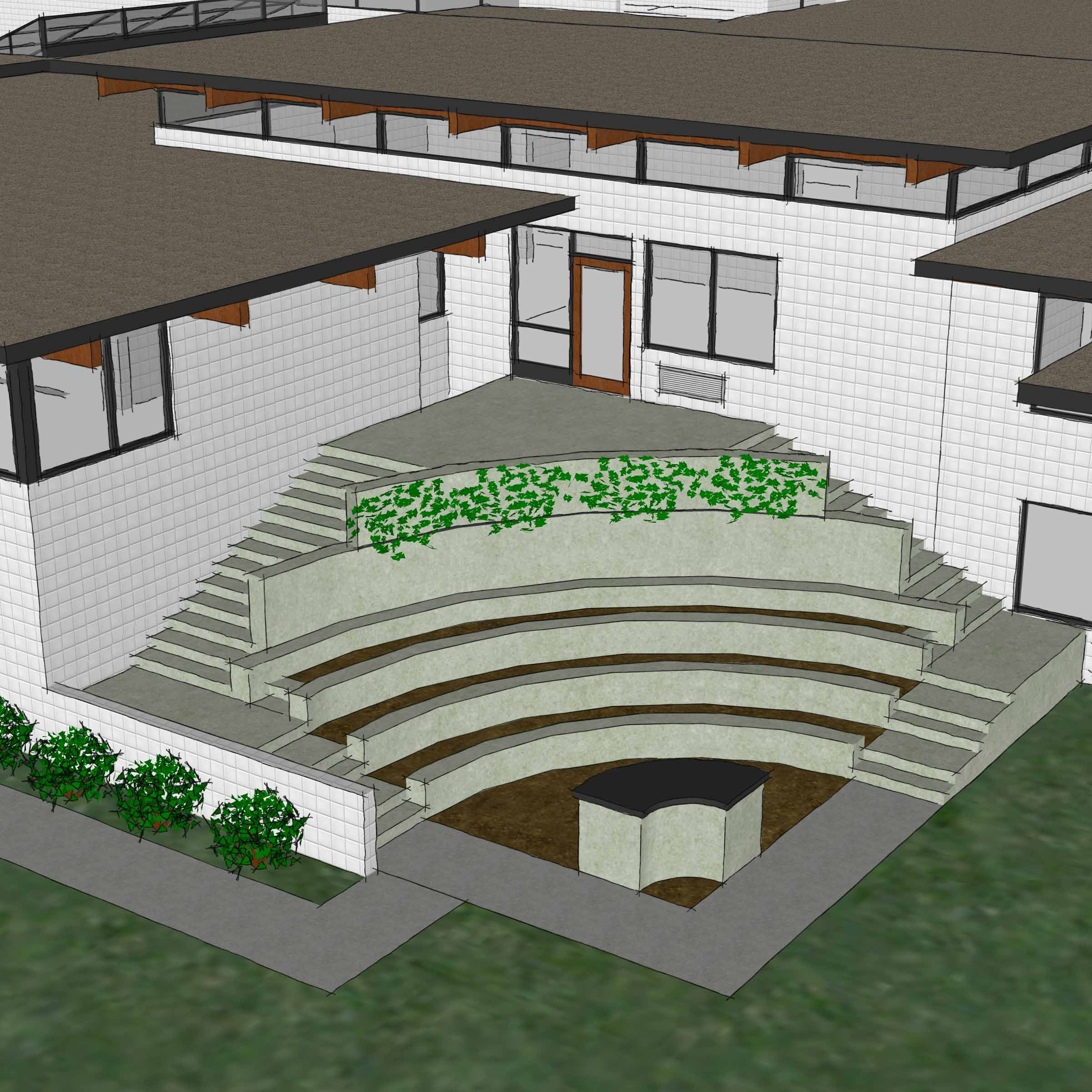 LEED Science Addition