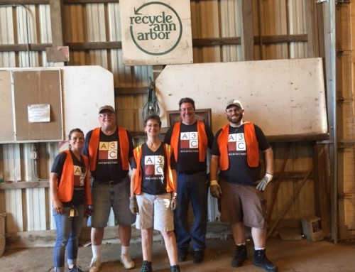 2018 Volunteer Events: Recycle Ann Arbor