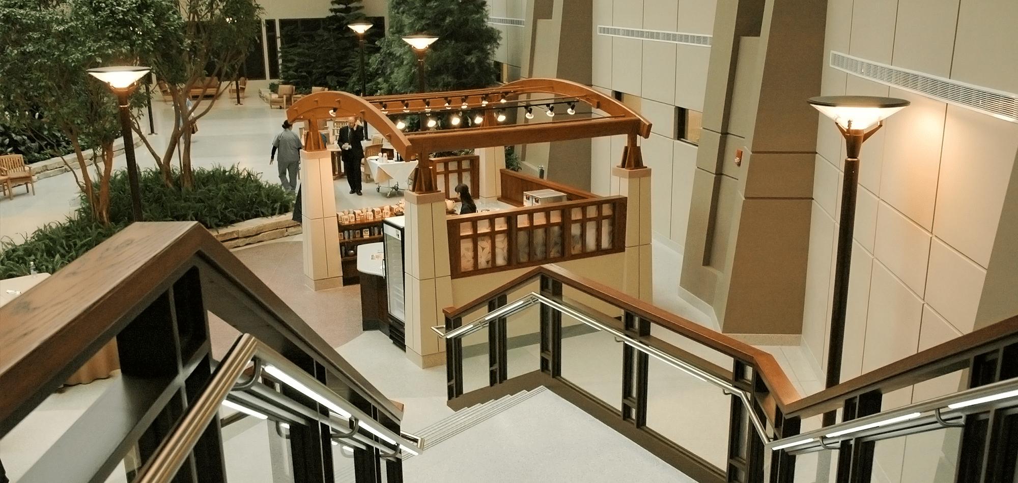 Hospital Tea Kiosk