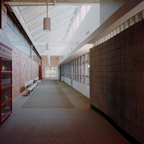 Aquatic Center Architecture