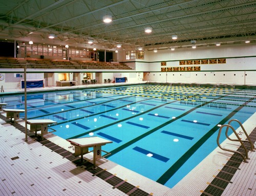 Huron High School – Natatorium and Fitness Center