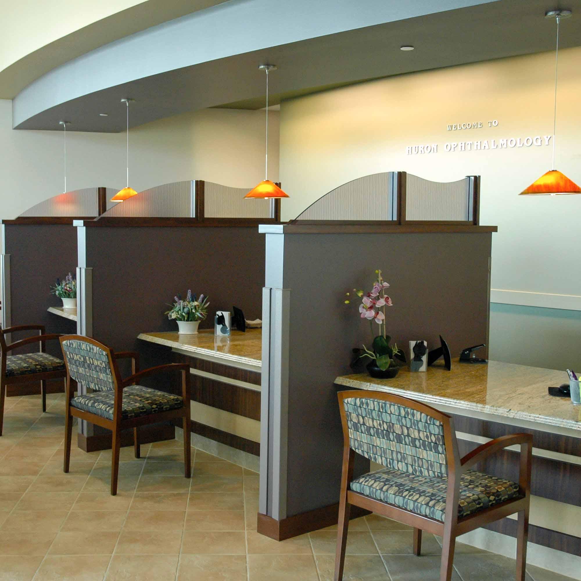 Outpatient Reception