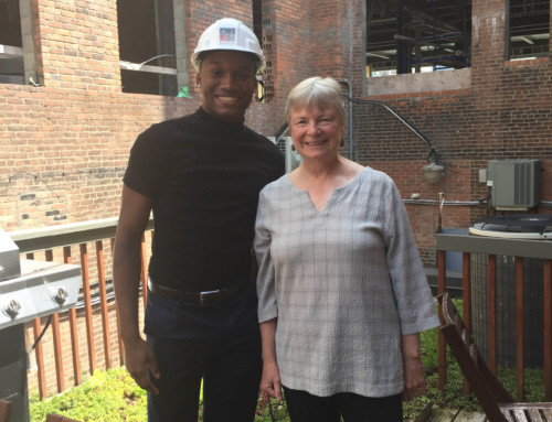 A3C Hosts University of Michigan Student
