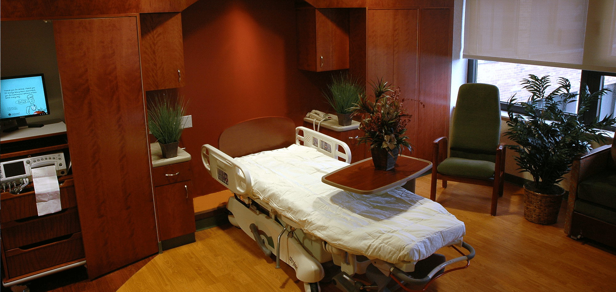 Birthing Center Suite