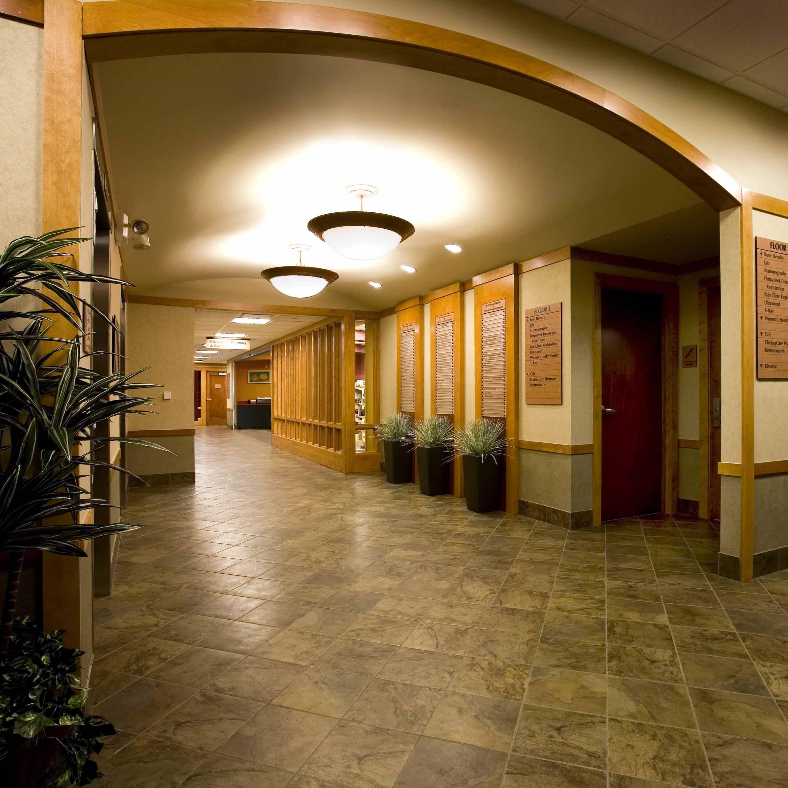 Medical Facility Interior