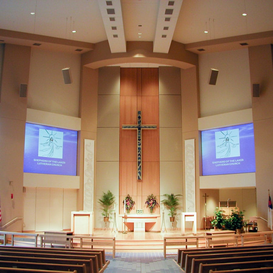 Church Sanctuary Architecture