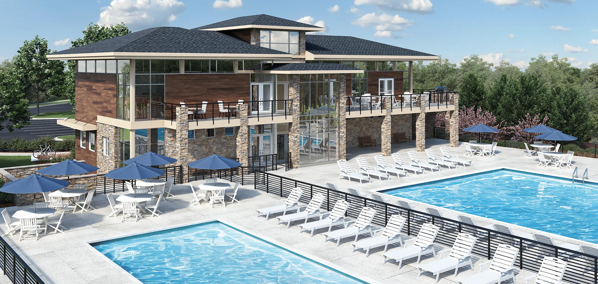 Community Recreation Center Pool