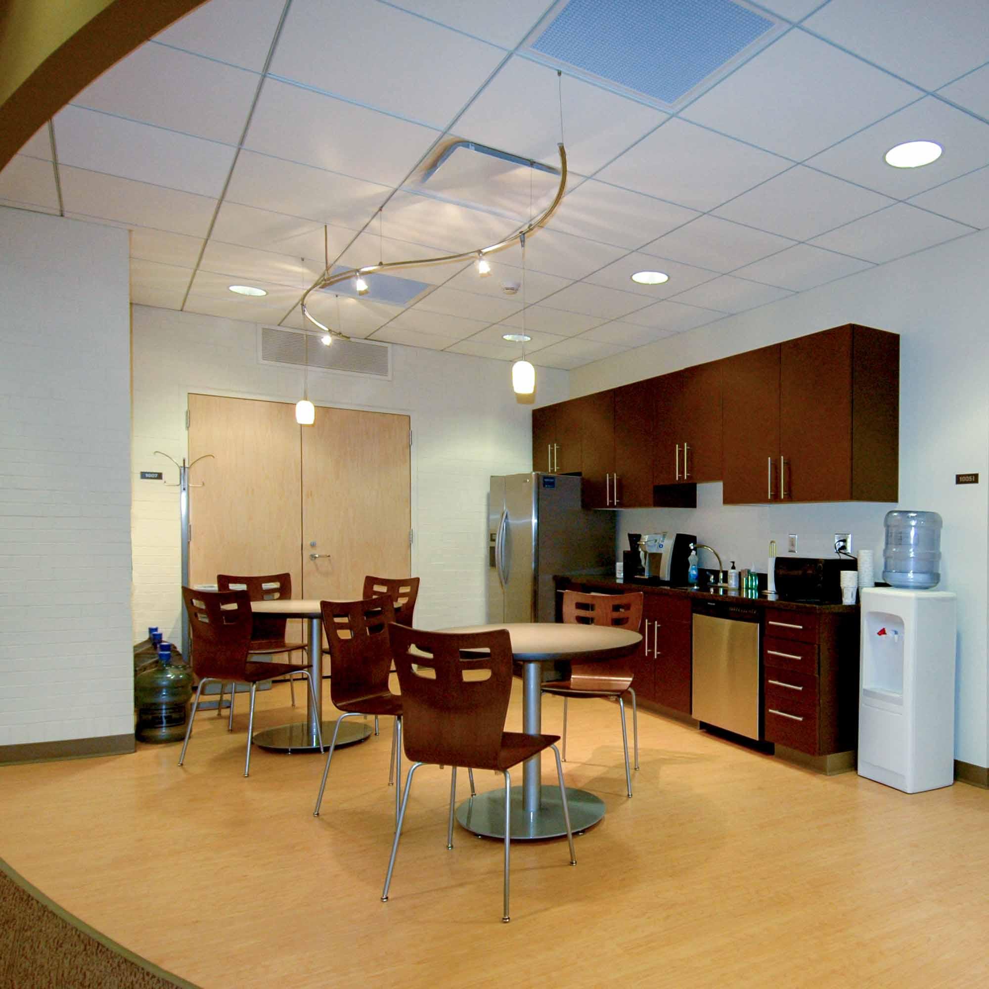 Breakroom Interior Design