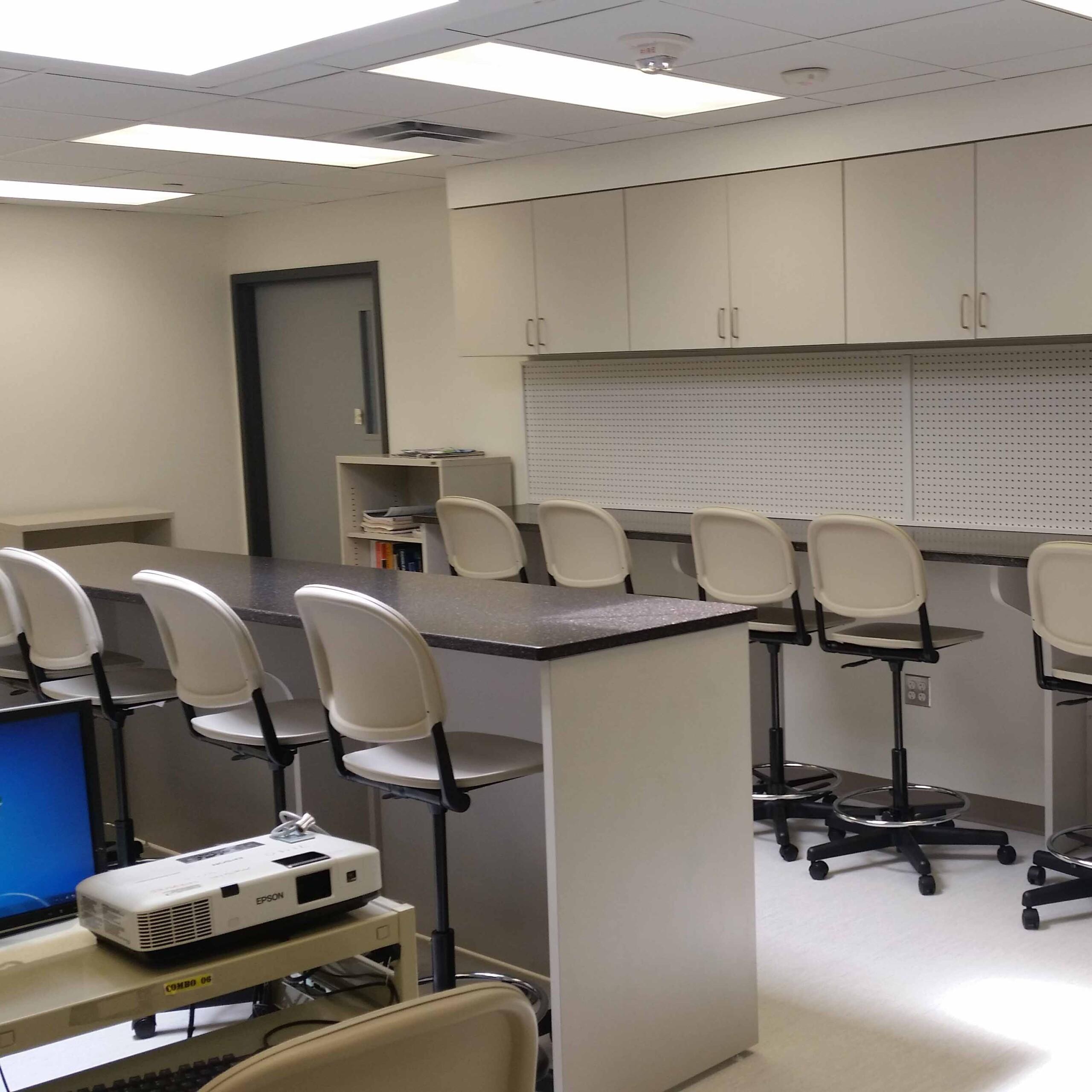 Nursing Classroom Update