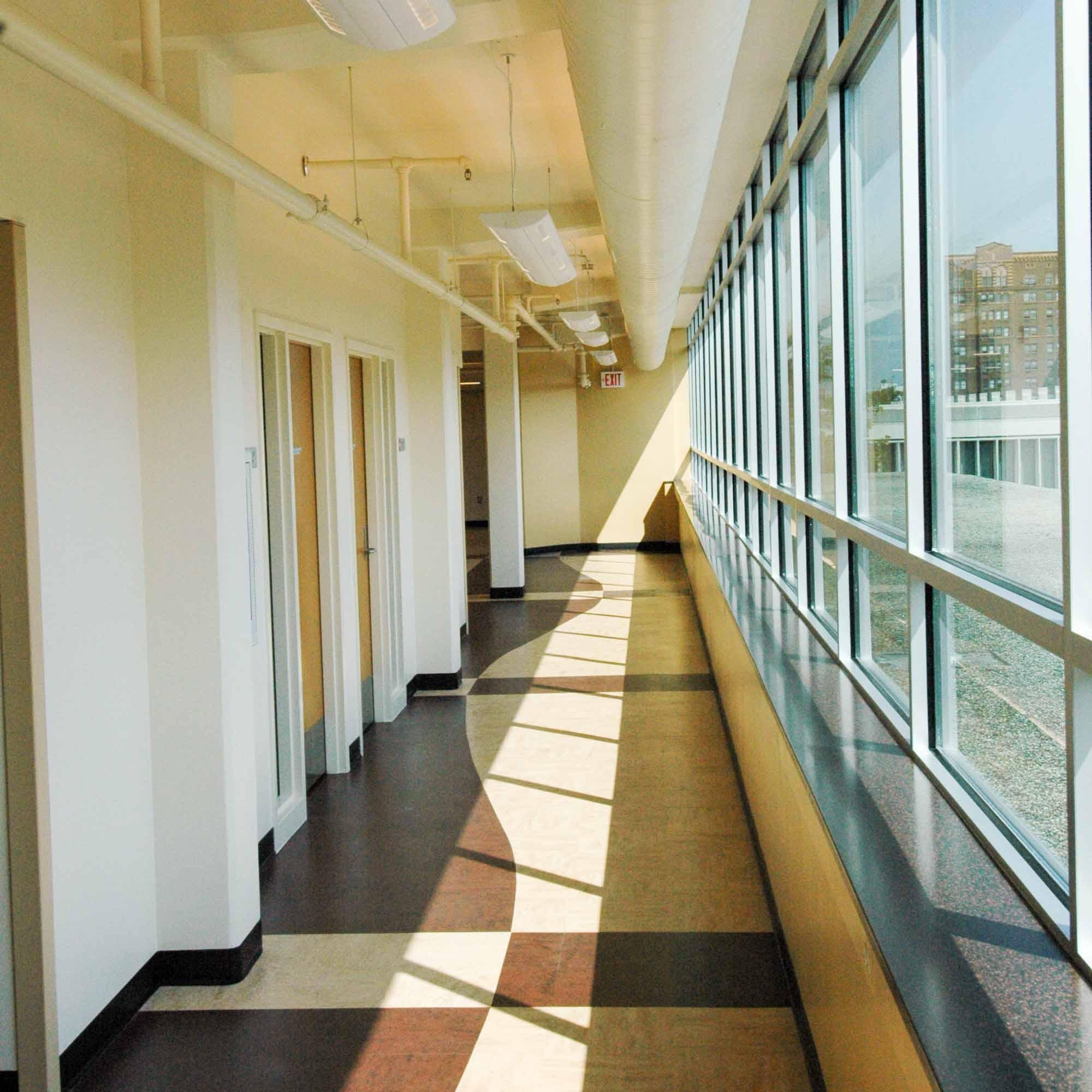 University Hall Design