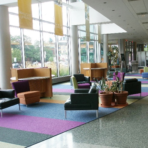 Welcome Center Furniture