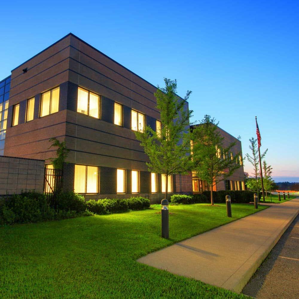 Exterior Civic Building Architecture