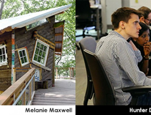What Do a Treehouse and a Tech Office Have in Common?